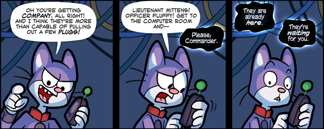 Coomander Kitty